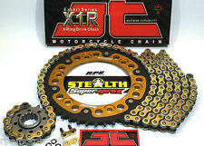YAMAHA FZ8 FZ-8 '10/13 JT GOLD 530 SuperSprox OEM or QA CHAIN AND SPROCKETS KIT