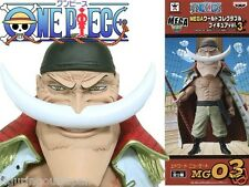 One Piece White Beard Shirohige Banpresto WCF World Collectable MEGA V. 3 figure