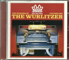 THE WONDER OF THE WURLITZER VOLUME ONE (1) CD - ENA BAGA & MORE