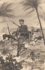 (7) Guerra Italo Turca - Pattuglia di Punta-