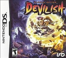 Classic Action Devilish (Nintendo DS, 2007) CART ONLY