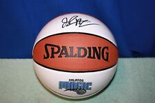 Adidas Orlando Magic Full Size Basketball, Jameer Nelson,  Autographed with COA
