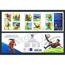 FR1427 - 2016 Francia libretto europei di calcio Euro 2016 UEFA