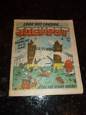 JACKPOT Comic - No 42 - Date 16/02/1980 - UK PAPER COMIC