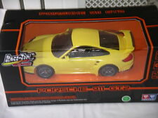 Porsche 911 GT2 1:16 RC Unopened Box Mint Original Race Tin edition MINT