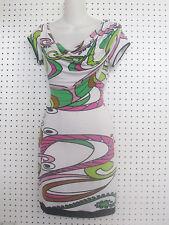 Analili Artsy Colorful Women's Dress Size XS