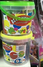 Secchio grande plastilina Kit gioco di qualità giocattolo toy