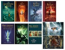 RICK RIORDAN-PERCY JACKSON  (PICTURES OF) SET 1 OF 2  PHOTO-FRIDG MAGNETS