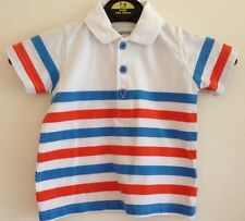 Baby Boys Blue Zoo Polo T-Shirt