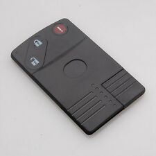 Uncut Keyless Smart Card Remote Key Fob Shell Case Cover for M5 M6 CX-7 CX-9 RX8