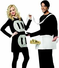Adult Plug and Socket Humorous Funny Couples Light Weight Halloween Costume