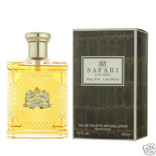 Ralph Lauren Safari for Men Eau De Toilette 125 ml (man)