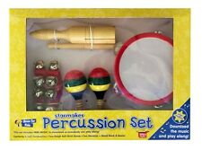 Starmaker Percussion Set, Instrument, MFK100144, Music For Kids - 9781783055456