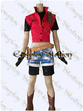 Resident Evil Darkside Chronicles Claire Redfield Cosplay Costume_commission388