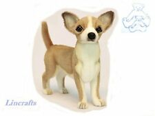 Standing Chihuahua Plush Soft Toy Dog by Hansa 6295