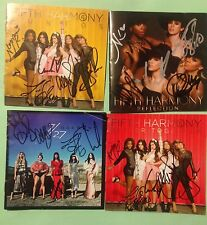 Fifth Harmony Autographed Album Booklet Lot 5th 7/27 Reflection Better Together