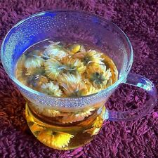 Chrysanthemum flower herbal tea