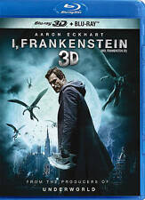 I, Frankenstein (Blu-ray Disc, 2014, Canadian 3D)