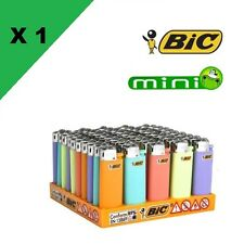Lot de 50 Briquets BIC Mini Petit Modèle J25 Lighter briquet bic