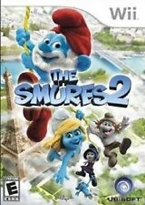 The Smurfs 2 GAME Nintendo Wii & WII U S2