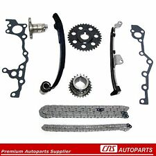 1994-97 Toyota Previa 2.4L Supercharged DOHC Engine Timing Chain Gear Kit 2TZFZE
