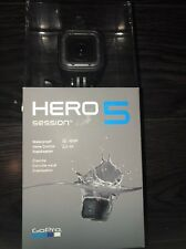 GoPro HERO5 Session 4K Waterproof Camcorder (Latest Model) CHDHS-501