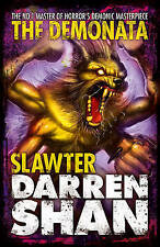 The Demonata (3) - Slawter, Darren Shan, Good Book
