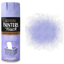 x2 Rust-Oleum Painters Touch Multi-Purpose Spray Paint French Lilac Satin
