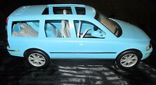 Barbie Volvo 2003 Car - Happy Family - Mattel