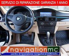 BMW SERIE 1 SERIE 3 SERIE 5 CCC CIC MK4 PROFESSIONAL RIPARAZIONE NAVIGATORE