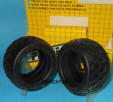 "Vintage Proline Comanche Tire 1031 2.0"" Tamiya FOX Hot Shot Turbo Optima RC Part"