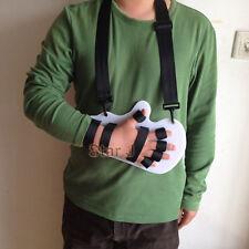 Fingerboard Separate Finger Hand Splint Brace Support Shoulder Strap Belt Sling