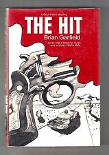 THE HIT (Brian Garfield/1st US/author's 1st thriller)