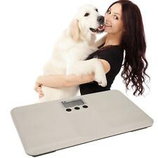 Multifunctional LCD Digital Electronic Weighing Scale Pet Dog Cat Bathroom 150KG