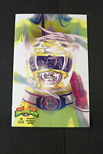 Mighty Morphin Power Rangers #0 Yellow Ranger variant First printing 1st MMPR