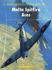 Malta Spitfire Aces (Aircraft of the Aces)