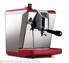 NUOVA SIMONELLI OSCAR II ESPRESSO MACHINE! BRAND NEW MODEL RED!!