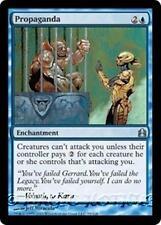 PROPAGANDA Commander 2011 MTG Blue Enchantment Unc