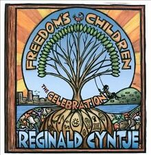 Freedom's Children: The Celebration by Reginald Cyntje (CD, Aug-2011, CD Baby (d