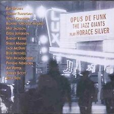 Horace Silver - The Jazz Giants Play Horace Silver - New Factory Sealed CD