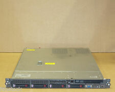 HP ProLiant DL360 G5 DUAL-Core XEON 3Ghz 4Gb 4x 73Gb RAID 1U Rack Mount Rails