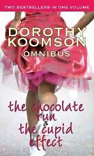 DOROTHY KOOMSON _ THE CHOCOLATE RUN & THE CUPID EFFECT _ SHOP SOILED _ FREEPOST