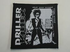 DRILLER KILLER WOVEN PATCH