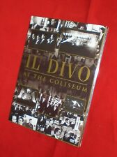 Il Divo - At The Coliseum (DVD, 2009, Digipak) This coloseum is in Croatia NTSC