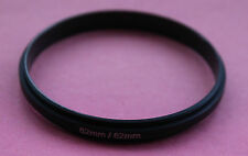 62mm-62mm 62-62mm Male to Male Double Coupling Ring reverse macro Adapter 62-62