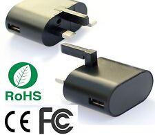 5v 2a del Reino Unido Usb Red Cargador Enchufe Adaptador de corriente para todos los móviles Celulares Tablet