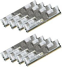 8x 4GB 32GB RAM FB DIMM 667 Mhz ECC Fully Buffered DDR2 Apple MacPro 1,1 2,1 3,1