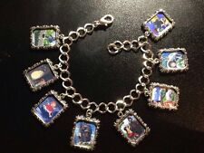 Silver Plated Charm Bracelet Picture Charms Studio Ghibli Collection Totoro Howl