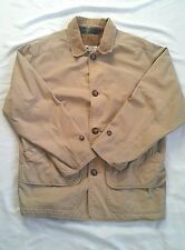 American Eagle 100%Cotton Flannel Lined Barn/Work Jacket Size Small Mens