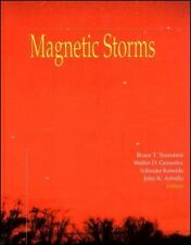 Magnetic Storms (Geophysical Monograph Series)-ExLibrary
